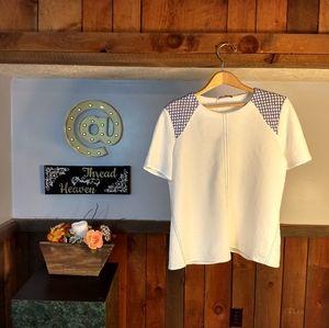 Zara Short Sleeve Tee Shirt